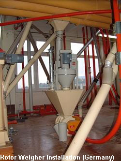 Rotor Weigher Installation (Germany)